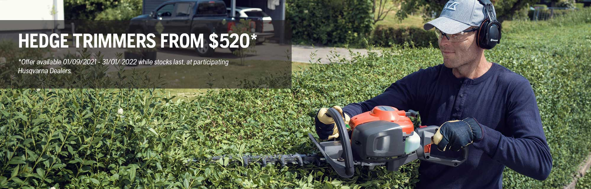 Hedge Trimmers - Spring