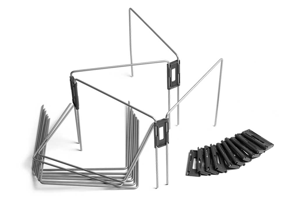 Temporary Fence Kit