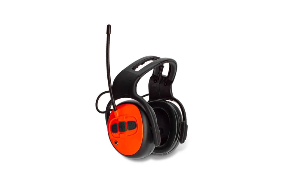 FM Radio Earmuffs